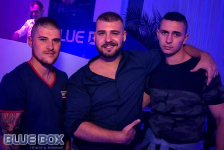 BLUE BOX: Grand Opening Party with Chris Lawyer, Jauri, Benks 30901