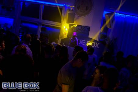 BLUE BOX: Grand Opening Party with Chris Lawyer, Jauri, Benks 30900