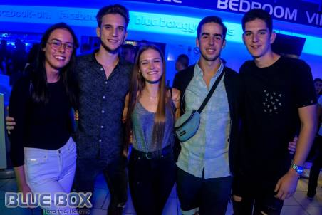 BLUE BOX: Grand Opening Party with Chris Lawyer, Jauri, Benks 30889