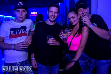 BLUE BOX: Grand Opening Party with Chris Lawyer, Jauri, Benks 30875