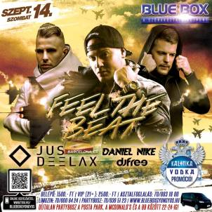 BLUE BOX: Grand Opening Party with Chris Lawyer, Jauri, Benks 30873