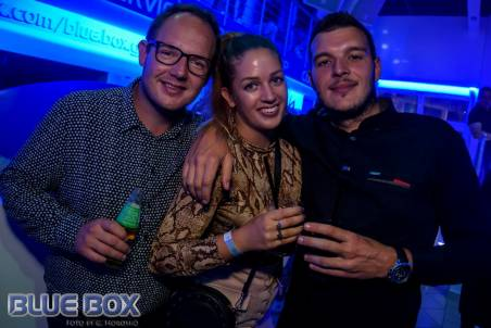 BLUE BOX: Grand Opening Party with Chris Lawyer, Jauri, Benks 30868