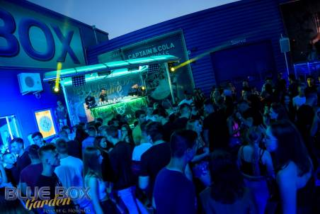 BB Garden: JOKeR'S NiGHT with Daniel Nike, Steve Judge & Dj Free 34636