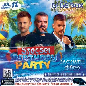 BLUE BOX Garden: The Elements with Purebeat, Dj Free & Benks 34669