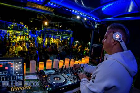 BB Garden: CLASSiC NiGHT with DJ Cooky, Tomy Montana & Forest 34815