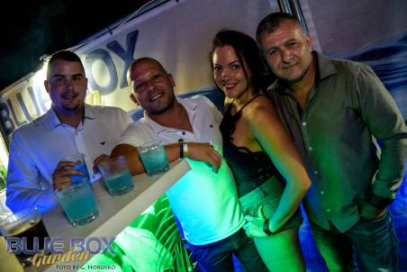 BB Garden: CLASSiC NiGHT with DJ Cooky, Tomy Montana & Forest 34812
