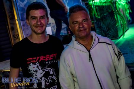 BB Garden: CLASSiC NiGHT with DJ Cooky, Tomy Montana & Forest 34791