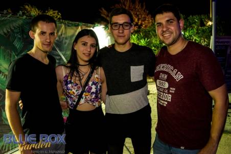 BB Garden: CLASSiC NiGHT with DJ Cooky, Tomy Montana & Forest 34779