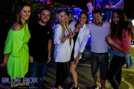BB Garden: CLASSiC NiGHT with DJ Cooky, Tomy Montana & Forest 34775